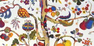 Josef Frank, Vegetable tree, 1945