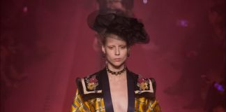 Milano Fashion Week, settembre 2016 - Gucci - photo Yannis Vlamos : Indigital.tv