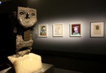 Picasso. Figure (1906-1971), exhibition view at AMO, Verona 2016, photo Davide Lolli per Arthemisia Group