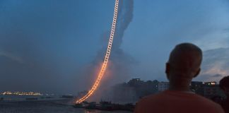 Sky Ladder, The Art of Cai Guo-Qiang