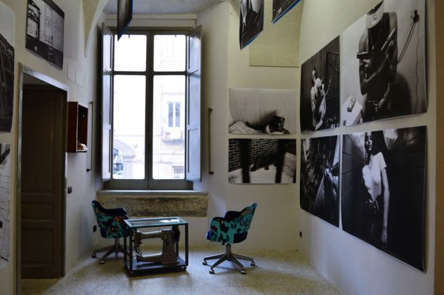 Boogie – Blow your Mind - exhibition view at Magazzini Fotografici, Napoli 2016