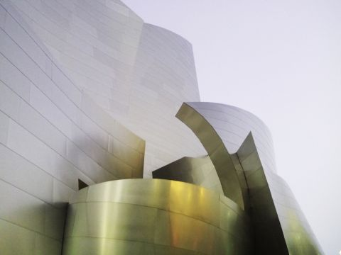 Frank Gehry, Walt Disney Concert Hall - Los Angeles, 2003 - dettaglio - photo Daniele Perra