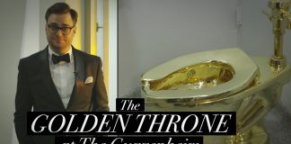 Golden Thrones at the Guggenheim-1