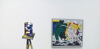 Roy Lichtenstein - The Broad, Los Angeles 2016 - photo Daniele Perra