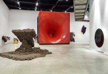 Anish Kapoor. Exhibition view at MACRO, Roma 2017