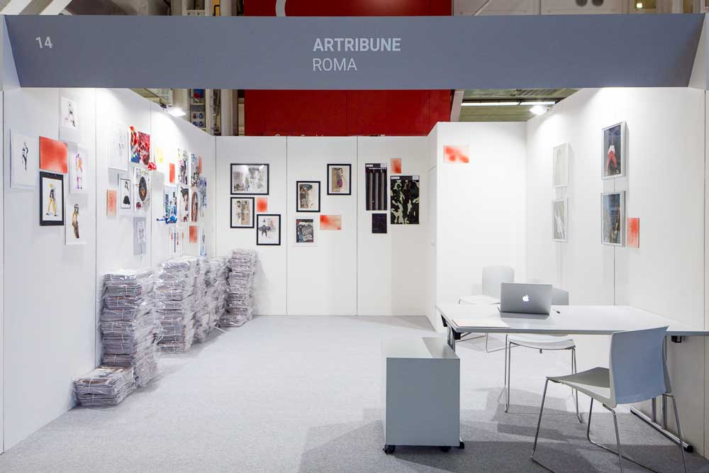 Artribune partner ied allo stand di arte fiera artribune for Fiera edilizia bologna 2017