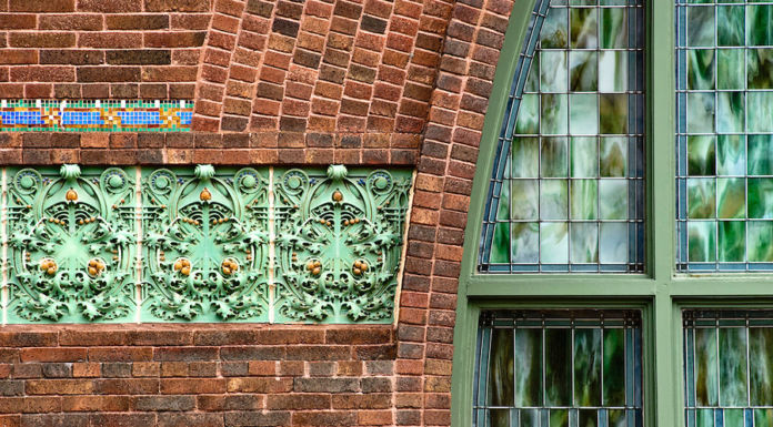 Louis Sullivan, National Farmers Bank of Owatonna, Minnesota