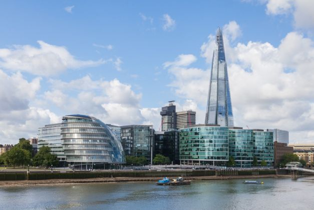 Renzo Piano & Broadway Malyan, Shard London Bridge, Londra 2012