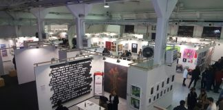 Affordable Art Fair, Milano 2017, exhibition view