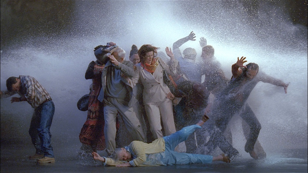 Bill Viola, Tempest (Study for The Raft), 2005. Courtesy Bill Viola Studio