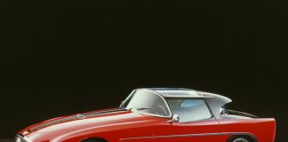 1953 Fiat 8V Demon Rouge_Coutresy of Louwman Museum