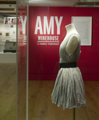 Amy Winehouse. A Family Portrait, Jewish Museum, London
