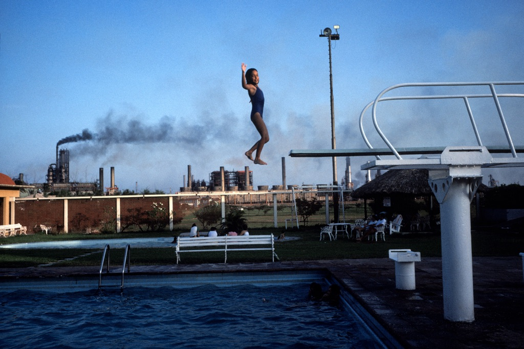 Ciudad Madero, Mexico, 1983. © Alex Webb - Magnum Photos