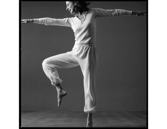 Trisha Brown, Locus solo. Photo (c) Lois Greenfield