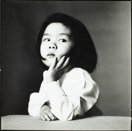 Irving Penn, Japanese Girl, 1980