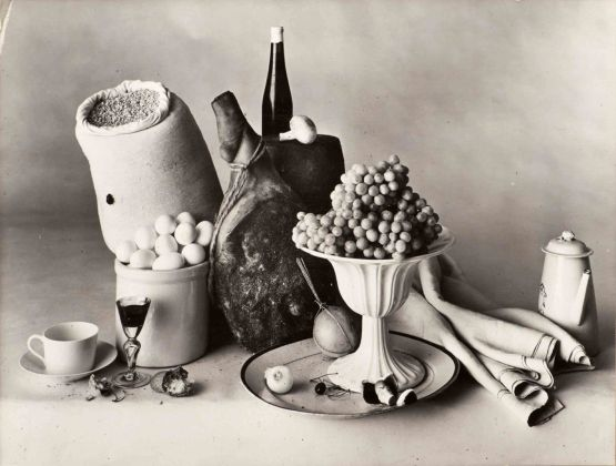 Irving Penn, Still life, New York, 1947