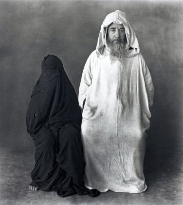 Irving Penn, Veiled Mystery of Morocco, 1972
