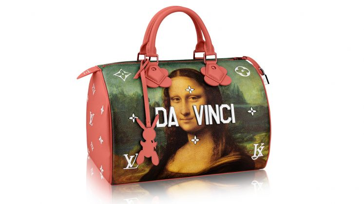 Jeff Koons per Louis Vuitton