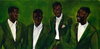 Lynette Yiadom-Boakye, A Culmination, 2016. Courtesy the artist & Corvi-Mora, Londra & Jack Shainman Gallery, New York
