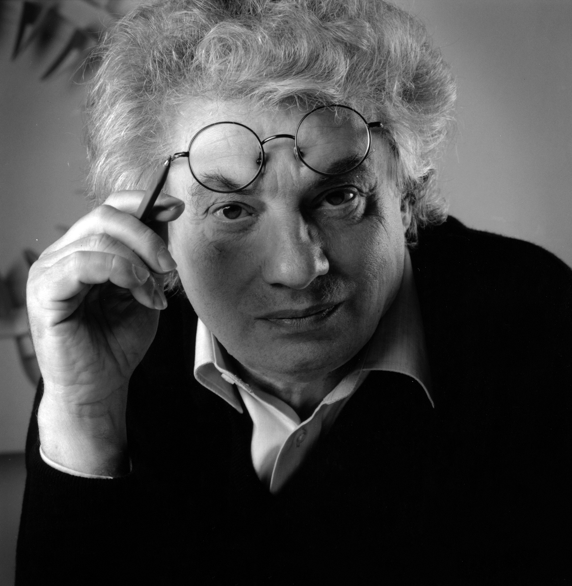 Mario Botta. Photo Beat Pfändler
