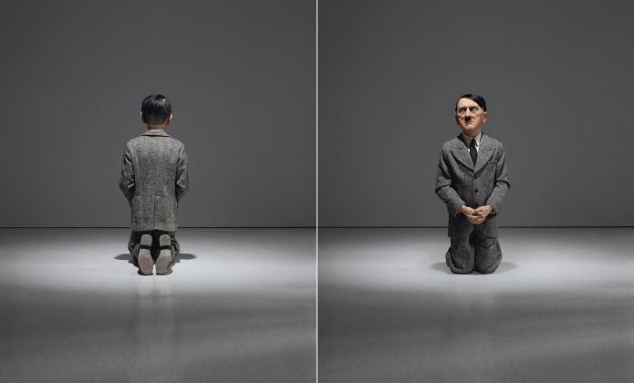 Maurizio Cattelan, Him, 2001. Photo courtesy Christie's Images Ltd.