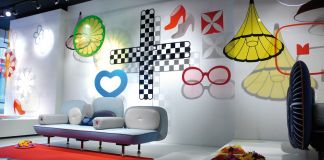 New York, showroom Moroso