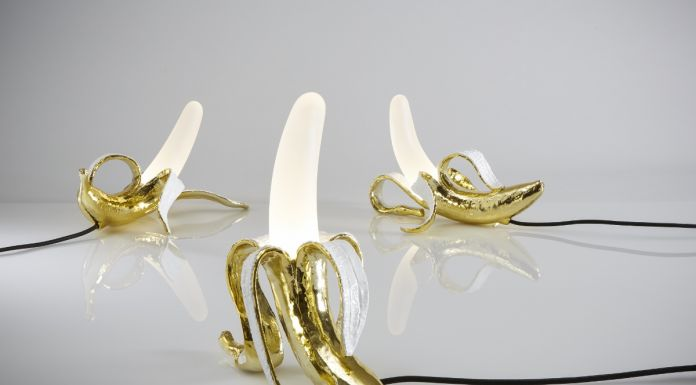 Seletti&StudioJob, UN LIMITED EDITIONS, Banana Lamp