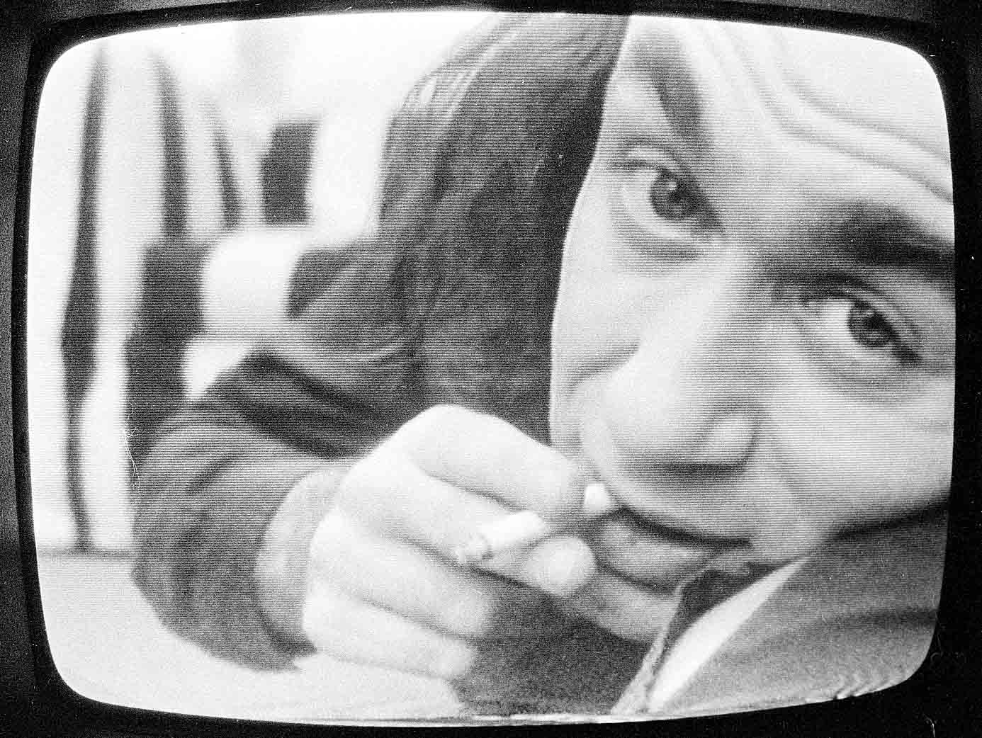 Vito Acconci, Theme song, 1973