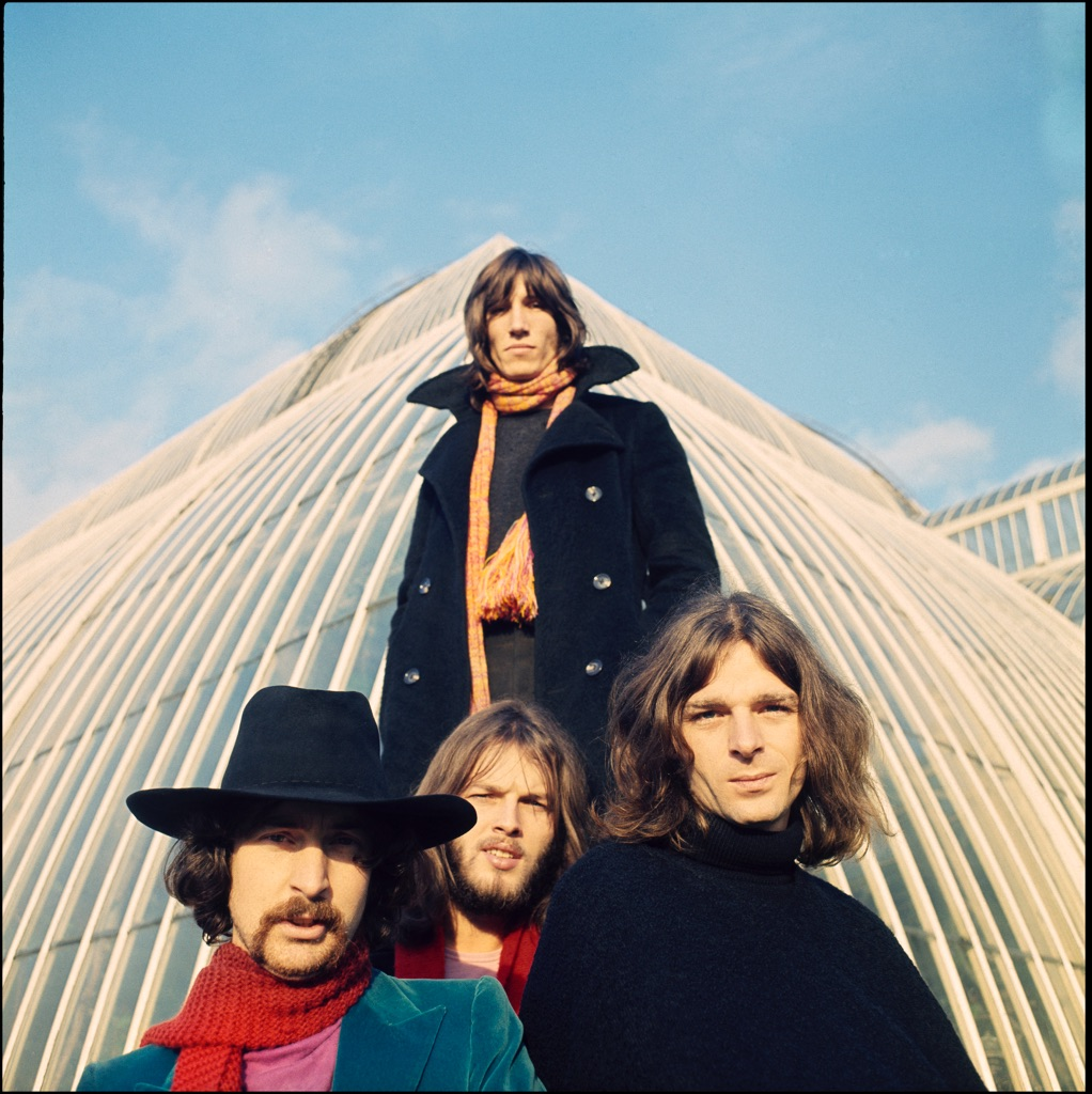Pink Floyd, photographer Storm Thorgerson © Pink Floyd Music Ltd