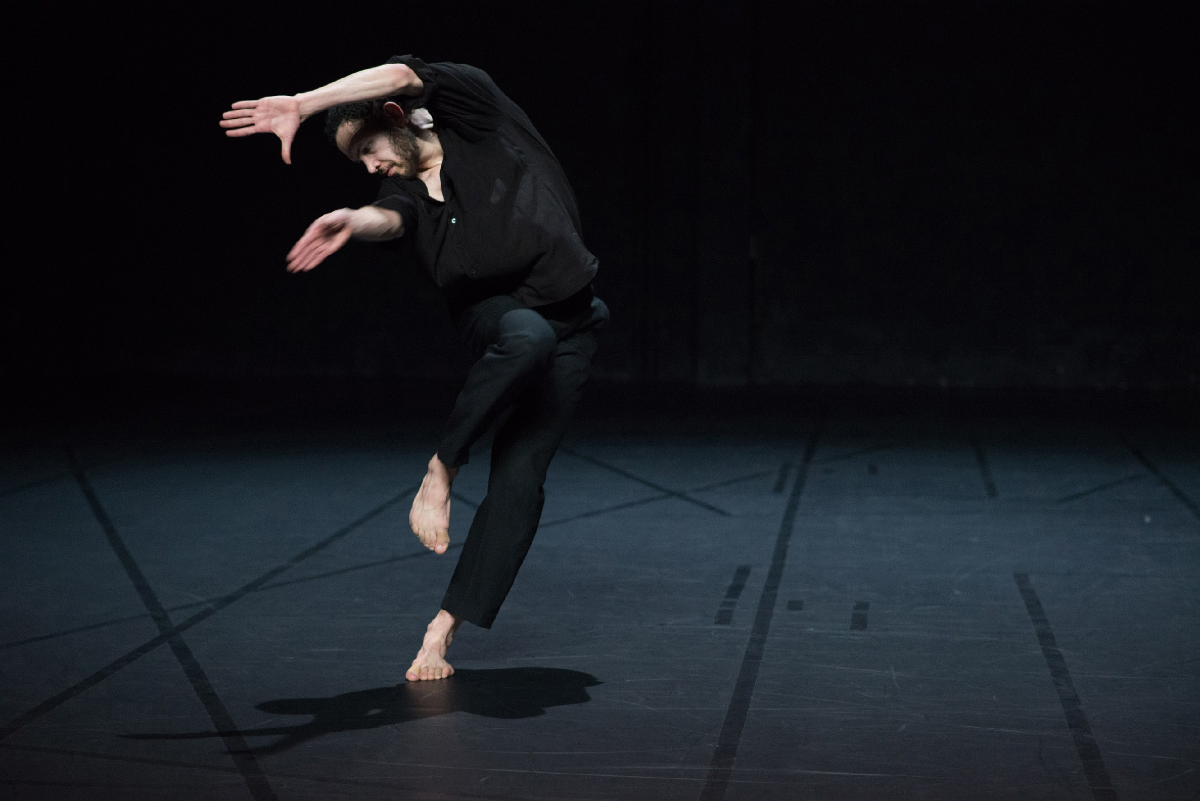Anne Teresa De Keersmaeker, A Love Supreme. Photo © Anne Van Aerschot