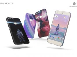 Artworks Live Case by Google and Eliza McNitt