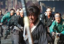 Una scena di Blade of Immortal