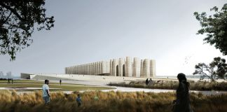 Elemental Art Mill Concept Design 1 (c) Malcolm Reading Consultants and Elemental