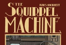 Hans Rickheit. The Squirrel Machine (Eris Edizioni, Torino 2017) - cover
