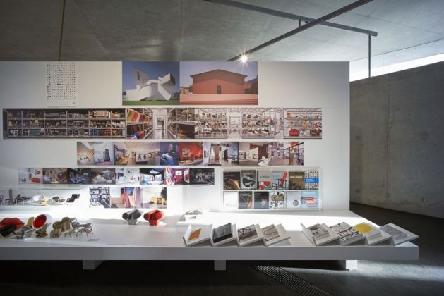 Project Vitra, Fire Station, Vitra Campus
