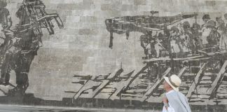 William Kentridge a Roma