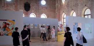 Illustri Festival, exhibition view