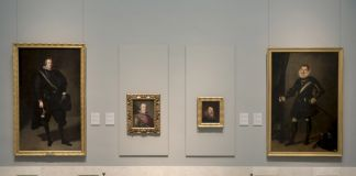 Image of the exhibition galleries © Museo Nacional del Prado.