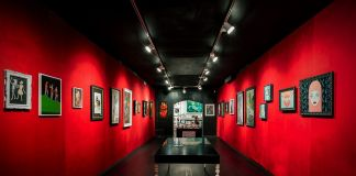 La Dorothy Circus Gallery a Roma