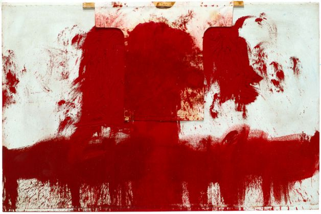 Hermann Nitsch, S II-95-5, 1999