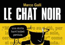 Marco Galli, Le chat noir (Coconino Press, 2017). Copertina