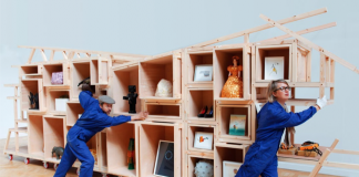 Zoë Walker & Neil Bromwich, The Art Lending Library