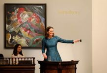 Helena Newman, a capo del dipartimento Impressionist and Modern Art e chairman di Sotheby's Europe.