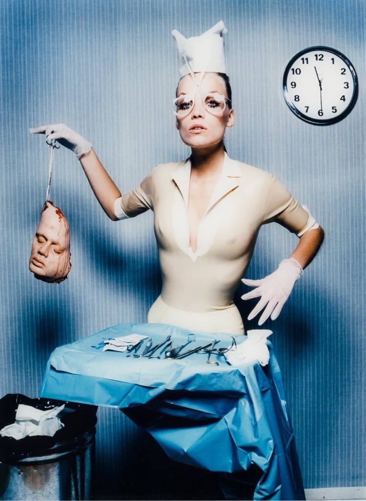 David LaChapelle, Surgery Story. Free consultation, 1997
