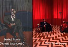 David Lynch e Francis Bacon