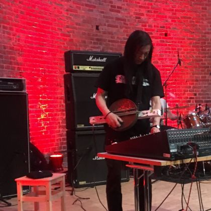 Merzbow, photo Carlotta Petracci