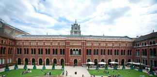 Victoria and Albert Museum, Londra
