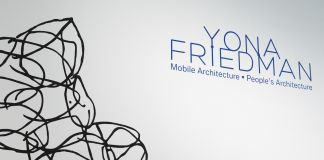 YONA FRIEDMAN. Mobile Architecture, People's Architecture - photo Musacchio&Ianniello, courtesy Fondazione MAXXI