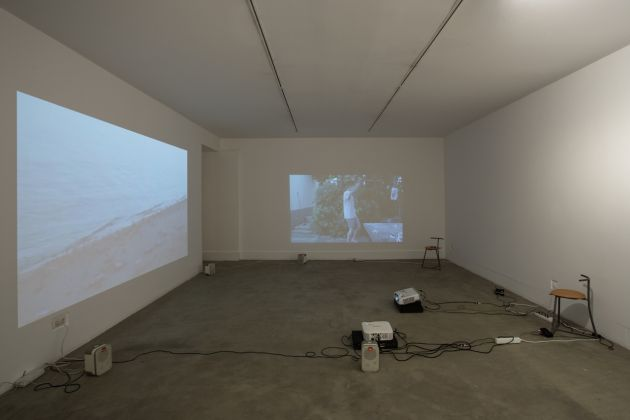 Sever, Installation view