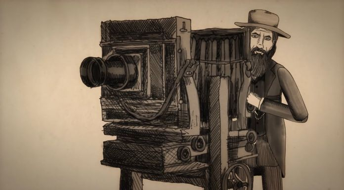 Slices of time. Eadweard Muybridge's cinematic legacy